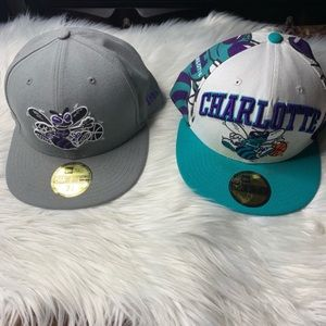 New Era NBA Charlotte Hornets Bundle Hat
